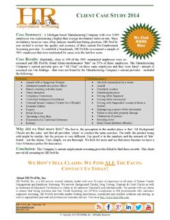 Case Study 2014